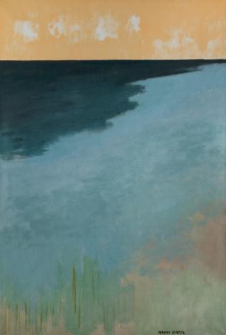 Herman Maril (1908-1986), Still Waters, 1973