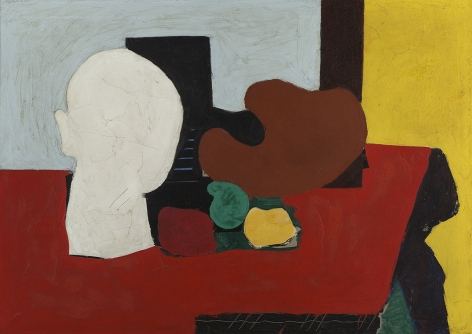 Arshile Gorky (1904-1948), Still Life (Red and Yellow), 1930