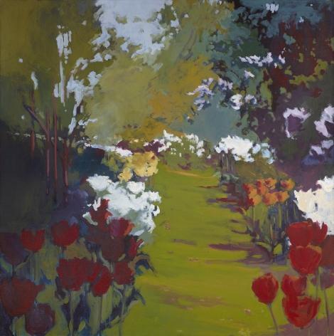 Robert Dash (1931-2013), Wayside, 1970