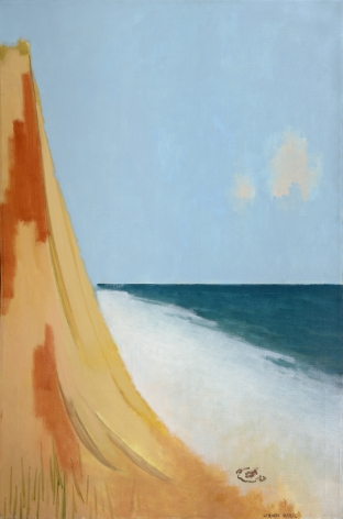 Herman Maril (1908-1986), High Dune, 1977