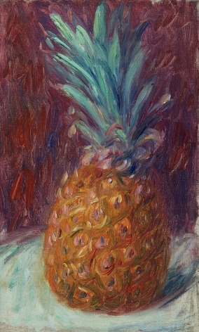 William Glackens (1870-1938), A Pineapple