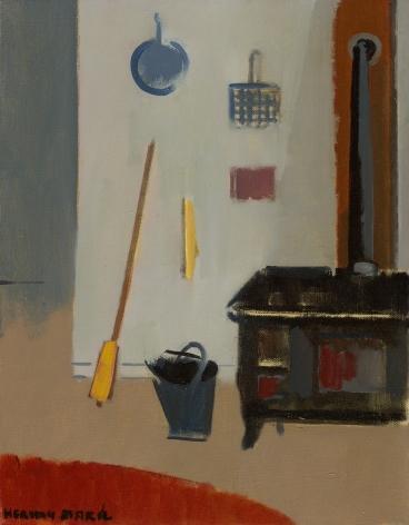 Herman Maril (1908-1986), Memories of High Mount, 1960