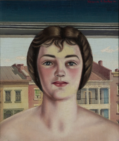 Clarence Holbrook Carter (1904-2000), Mary Anne Moore, 1932