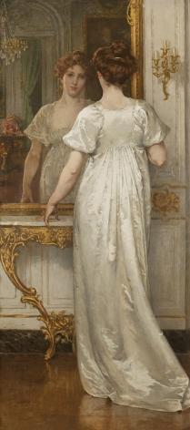 Walter McEwen (1860-1943), A Woman of the Empire, circa 1902
