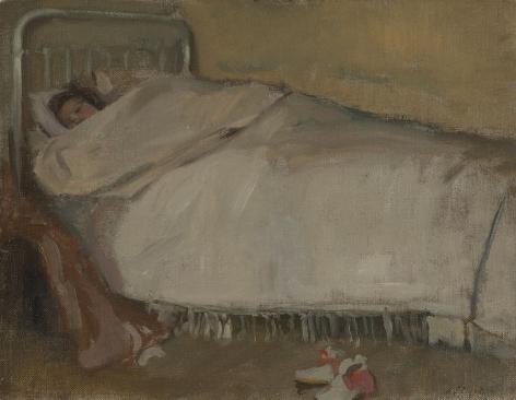 Alson Skinner Clark (1876-1949), The Lost Day, Paris, circa 1902