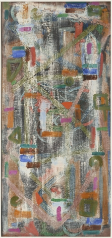 Betty Parsons (1900-1982), Music, early 1950s