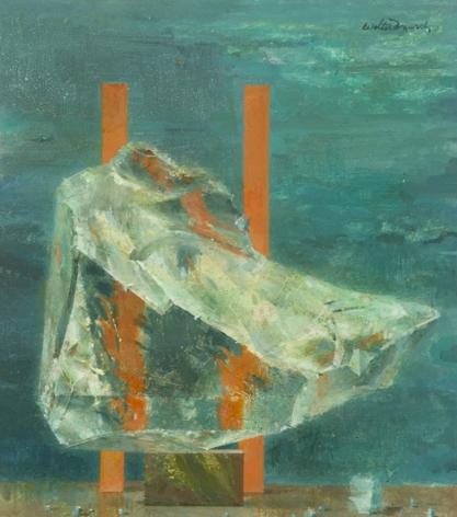 Walter Murch (1907-1967), Glass, 1954