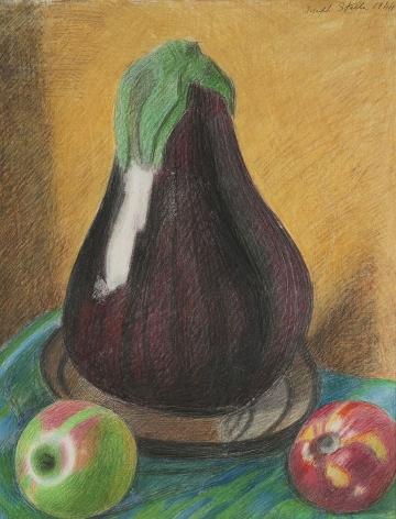 Joseph Stella (1877-1946), Eggplant