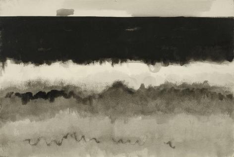 Herman Maril (1908-1986), Breakers, 1977