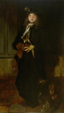 James Jebusa Shannon (1862-1923), Kitty, circa 1897