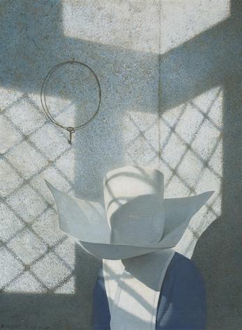 Robert Vickrey (1926-2011) , Casement Window Patterns, circa 1965-1970