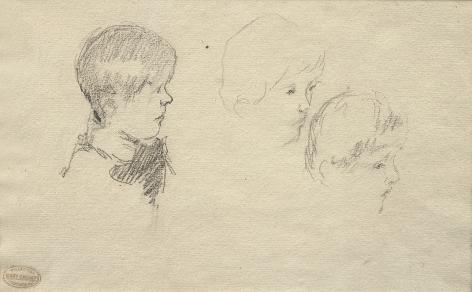 Mary Cassatt (1844-1926), Robert Kelson Cassatt, circa early 1880s