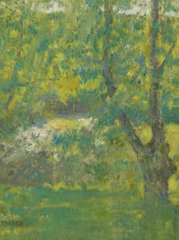 Lawton S. Parker (1868-1954), Summer in Giverny