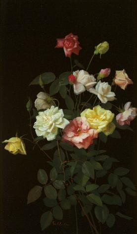 George Cochran Lambdin (1830-1896), Roses