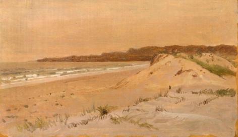 William Trost Richards (1833-1905), Dunes