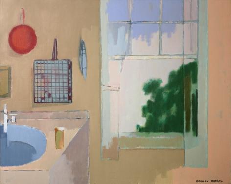 Herman Maril (1908-1986), Kitchen, 1971