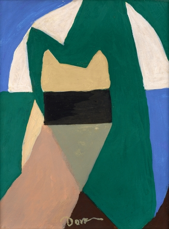 Arthur G. Dove (1880-1946), Untitled (Abstraction)