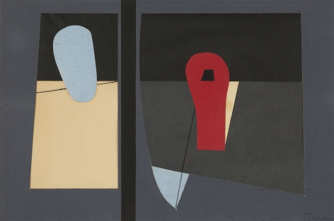 Balcomb Greene (1904-1990), Untitled (No. 1), 1937-38