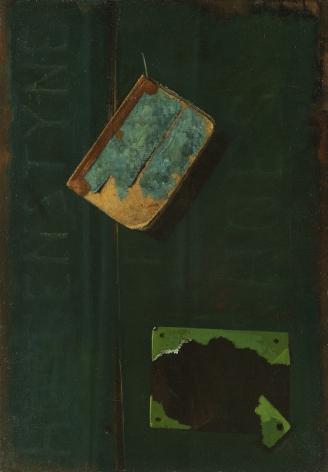 John Frederick Peto (1854-1907), Hoogenstyne for Shoes