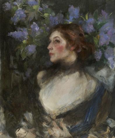 James Jebusa Shannon (1862-1923), Florence Shannon, circa 1905