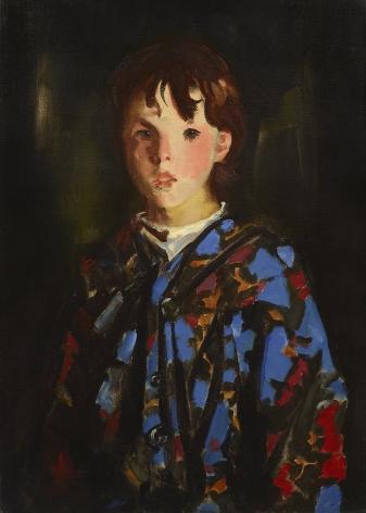 Robert Henri (1865-1929), Dark Bridget Lavelle, 1928