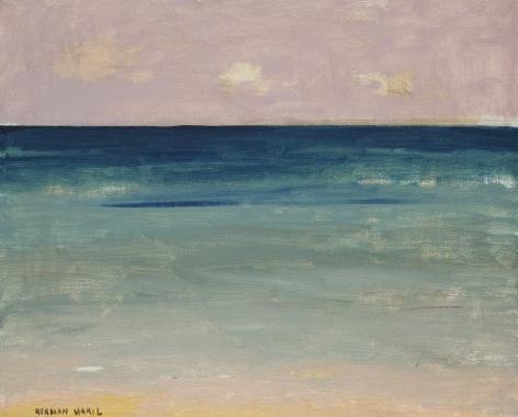 Herman Maril (1908-1986), Incoming Tide, 1981