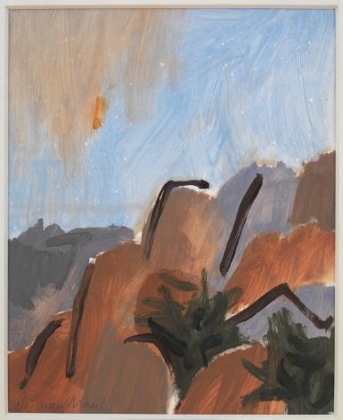 Herman Maril (1908-1986), Maine Coast, 1962