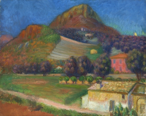 William Glackens (1870-1938), Le Baou des Blancs