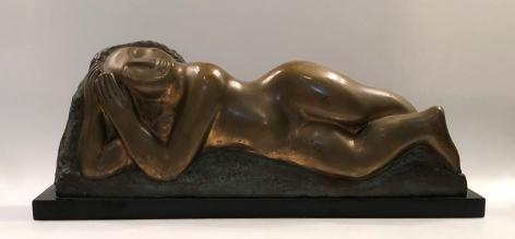 William Zorach (1887-1966), Tranquility, 1954
