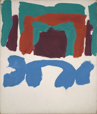 Ray Parker (1922-1990), Untitled, 1963