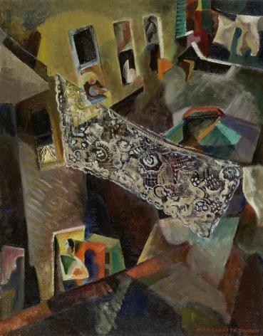 Marguerite Zorach (1887-1968), Wash Day, New York City, circa 1925