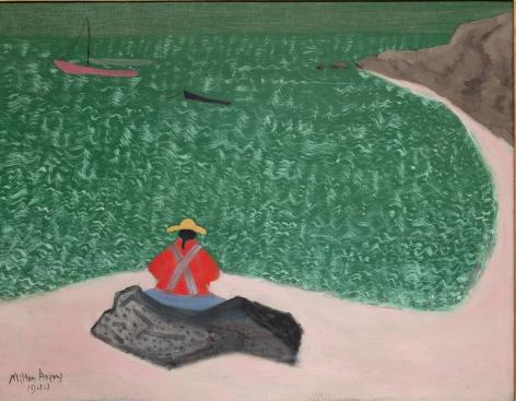 Milton Avery (1885-1965), Raymond's Beach, 1944