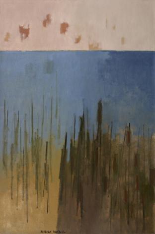 Herman Maril (1908-1986), Cat Tails, 1967