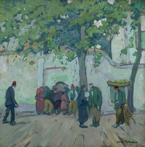 Jane Peterson (1876-1965) , Constantinople