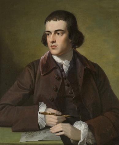 Benjamin West (1738-1820), Portrait of BoothGrey, 1766