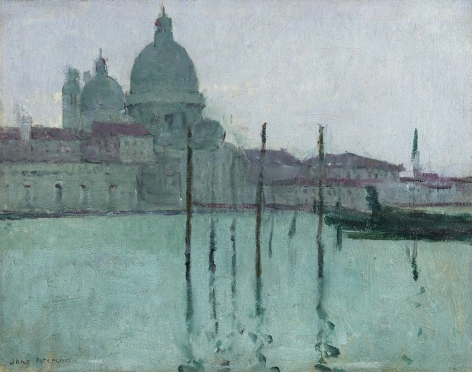 Jane Peterson (1876-1965), Venice