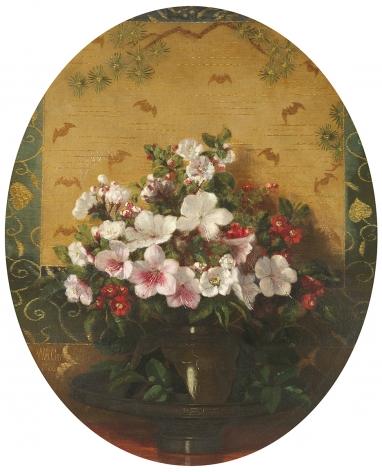 Winckworth Allan Gay (1821-1910), A Japanese Fancy