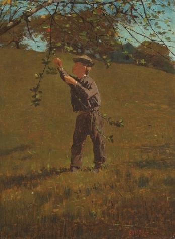 Winslow Homer (1836-1910), Green Apples, 1866
