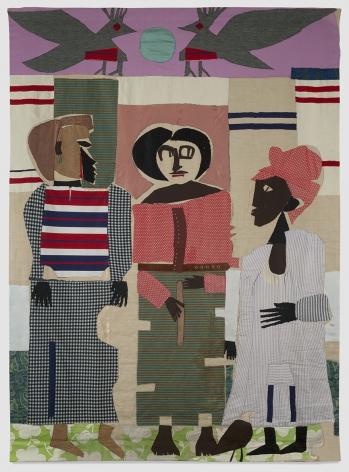 Romare Bearden (1911-1988), Junction Piquette, 1971