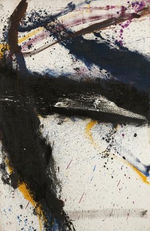 Norman Bluhm (1921-1999), X, 1964