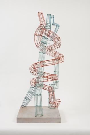 Hayward Oubre (1916-2006), Crescendo, circa 1967