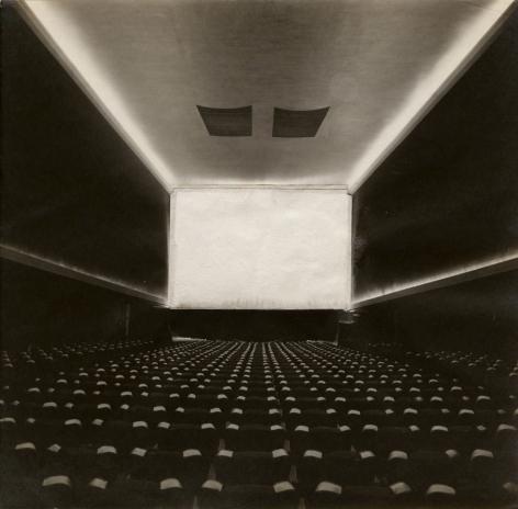 Ruth Bernhard, Fredrick Kiesler (Austrian-American, 1890–1965) Film Guild Cinema, c. 1929