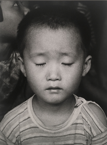 Dorothea Lange, Korean Child, 1958