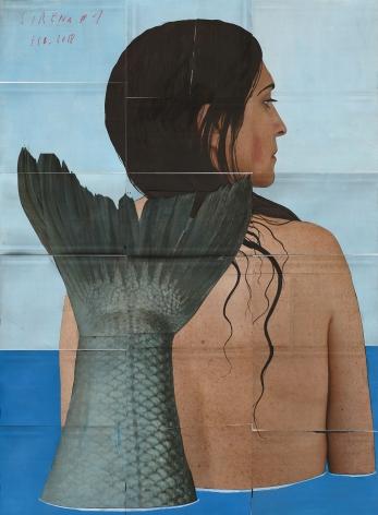 La Sirena n°, 2019