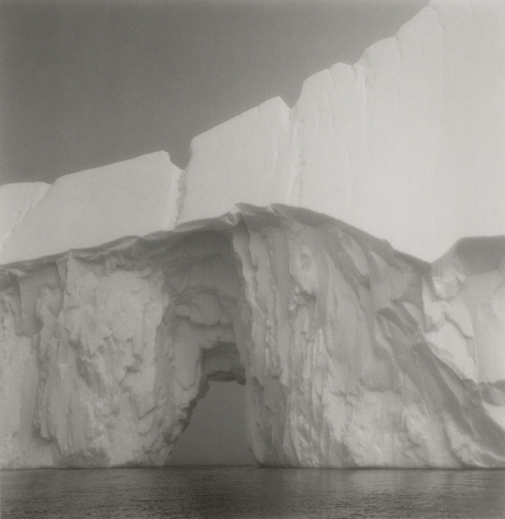 lynn davis Iceberg #13, Disko Bay, Greenland, 1988