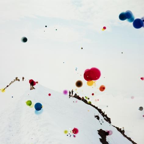 sebastiaan bremer Schoener Goetterfunken, 'On their courses through the heavens'
