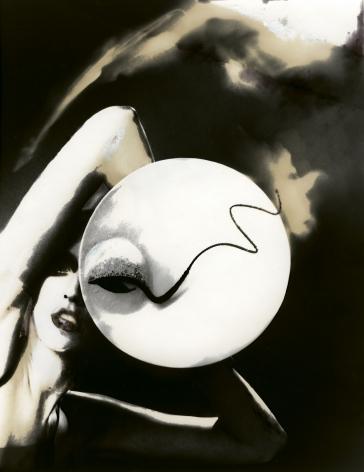 Lillian Bassman Kronung des Chic, Jada, hat by Philip Treacy, German Vogue