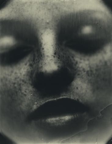 Sally Mann Virginia face