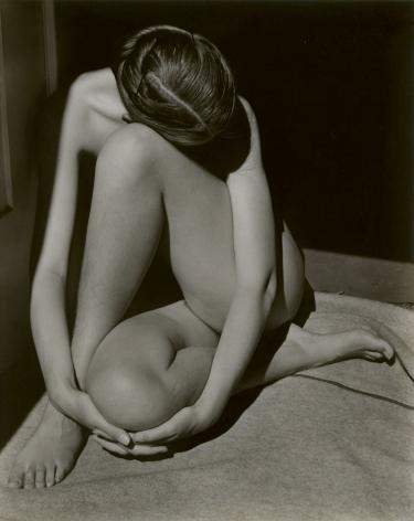 edward weston, nude
