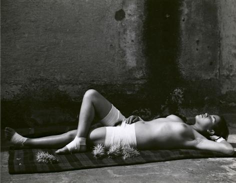 Manuel Alvarez Bravo, La Buena Fama Durmiendo, 1938